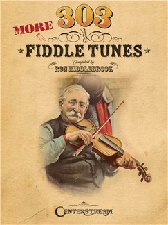 303 More Fiddle Tunes Books | Violin
