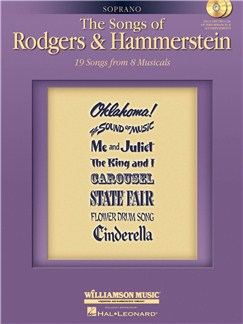 The Songs Of Rodgers And Hammerstein - Soprano Edition Books and CDs | Soprano, Piano Accompaniment