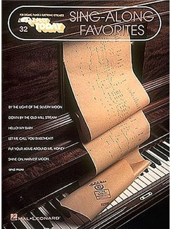 E-Z Play: Sing-Along Favorites Books | Piano, Vocal & Guitar