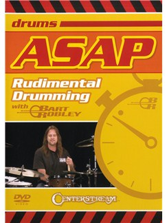 Bart Robley: ASAP Rudimental Drumming DVDs / Videos | Drums