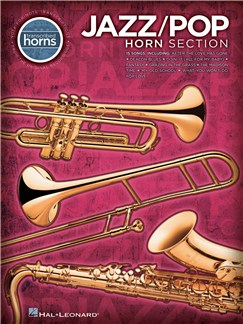 Transcribed Horns: Jazz/Pop Horn Section Books | Saxophone, Trombone, Trumpet