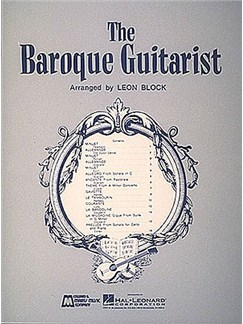Baroque Guitarist Books | Guitar