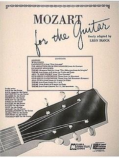 Mozart for Guitar Books | Guitar
