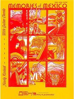 Memories of Mexico Books | Piano, Vocal & Guitar