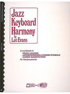 Jazz Keyboard Harmony Books | Piano