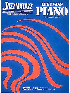 Lee Evans: Jazzmatazz Books | Piano