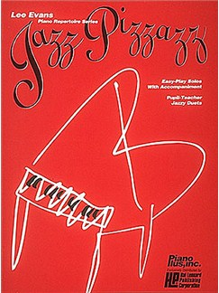 Lee Evans: Jazz Pizzazz Books | Piano