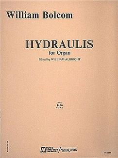 William Bolcom: Hydraulis Books | Organ