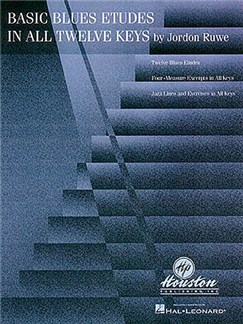 Basic Blues Etudes In All Twelve Keys Books | All Instruments