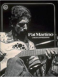 Linear Expressions - Pat Martino Books | Guitar