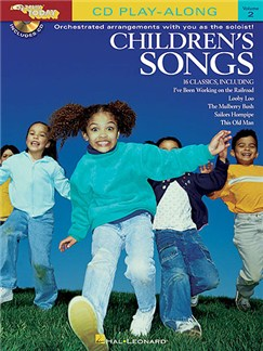 E-Z Play Today 2: Children's Songs (Book and CD) Books and CDs | Keyboard