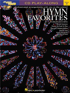 E-Z Play Today 3: Hymn Favorites (Book and CD) Books and CDs | Keyboard