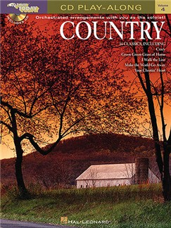 E-Z Play Today 4: Country Books and CDs | Keyboard