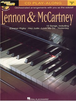 E-Z- Play Today 7: Lennon And McCartney (Book and CD) Books | Keyboard