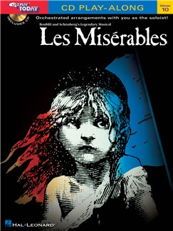 E-Z Play Today 10: Les Miserables Books and CDs | Keyboard