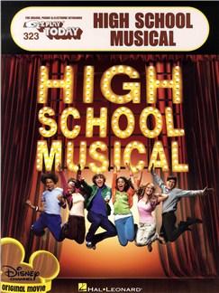 E-Z Play Today 323 - High School Musical Books   Piano
