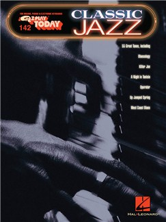 E-Z Play Today Volume 142: Classic Jazz Books | Melody Line