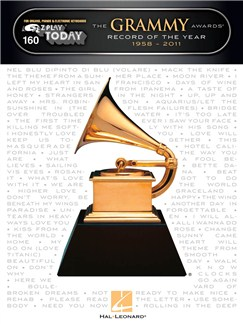The Grammy Awards Record Of The Year 1958-2011 Books | Piano, Organ, Keyboard, Electric Piano