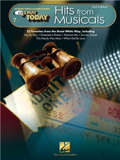 E-Z Play Today Volume 7: Hits From Musicals Books | Melody Line, Lyrics & Chords