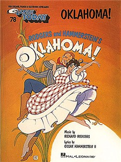 E-Z Play Today 78: Rodgers And Hammerstein's Oklahoma! Books | Melody Line, Lyrics & Chords