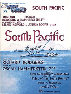 E-Z Play Today 79: South Pacific Books | Keyboard