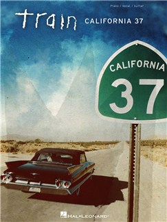 Train: California 37 Books | Piano, Vocal & Guitar