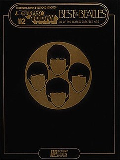 E-Z Play Today Volume 112: The Best Of The Beatles - 2nd Edition Books | Piano, Vocal & Guitar