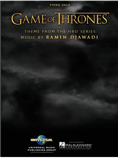 Ramin Djawadi: Game Of Thrones Theme Books | Piano