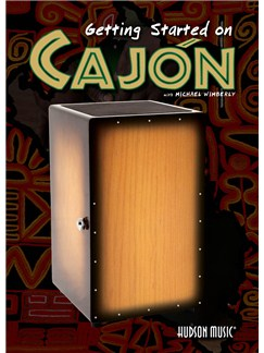 Michael Wimberly: Getting Started On Cajon (DVD) DVDs / Videos | Cajon