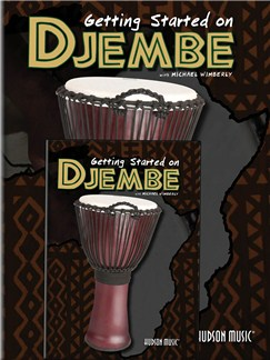 Michael Wimberly: Getting Started On Djembe Books and DVDs / Videos | Percussion