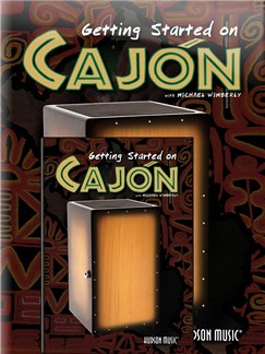 Michael Wimberly: Getting Started On Cajon Books and DVDs / Videos | Cajon