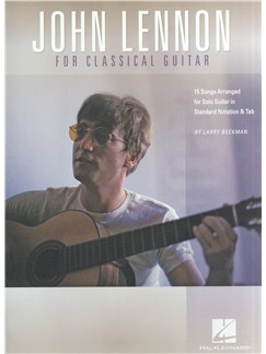 John Lennon For Classical Guitar Books | Guitar