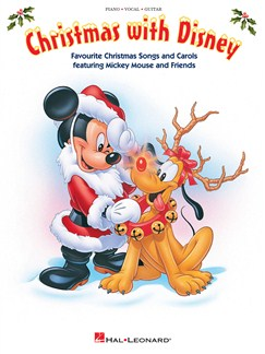 Christmas With Disney Pvg Songbk Bk Books | Piano, Vocal & Guitar