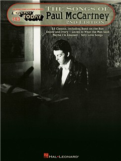E-Z Play Today Volume 143: The Songs Of Paul McCartney - 2nd Edition Books | Melody Line, Lyrics & Chords (with Chord Symbols)
