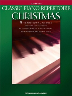 Classic Piano Repertoire - Christmas Books | Piano