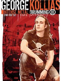 George Kollias: Intense Metal Drumming II DVDs / Videos | Drums