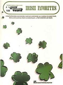 E-Z Play Today 189: Irish Favourites Books   Keyboard (Big Notes)
