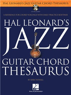 Jazz Guitar Chord Thesaurus Books | Guitar