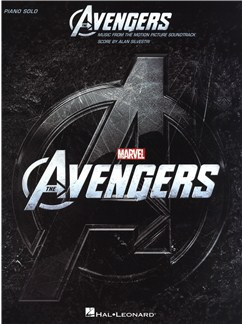 Alan Silvestri: The Avengers Books | Piano