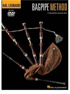 Hal Leonard Bagpipe Method Books and DVDs / Videos | Bagpipes