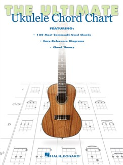 The Ultimate Ukulele Chord Chart Books | Ukulele