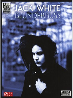 Jack White: Blunderbuss Books   Guitar Tab, Guitar