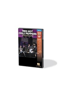 Guitar Play-Along DVD Volume 13: Red Hot Chili Peppers DVDs / Videos   Guitar