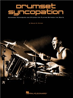 Bruce Patzer: Drumset Syncopation Books | Drums