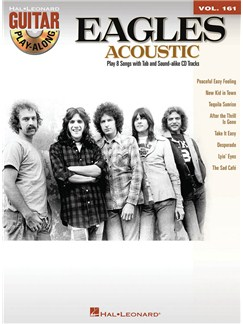 Guitar Play-Along Volume 161: The Eagles – Acoustic Books and CDs | Guitar