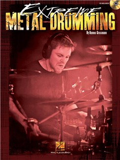 Extreme Metal Drumming Books | Drums