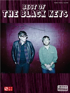 Best Of The Black Keys Books | Piano, Vocal & Guitar