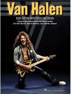 Van Halen: Easy Guitar With Riffs And Solos Books | Guitar Tab, Guitar