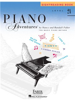 Piano Adventures: Sightreading Book - Level 2A Books | Piano
