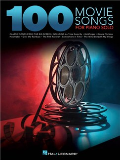 100 Movie Songs For Piano Solo Books | Piano